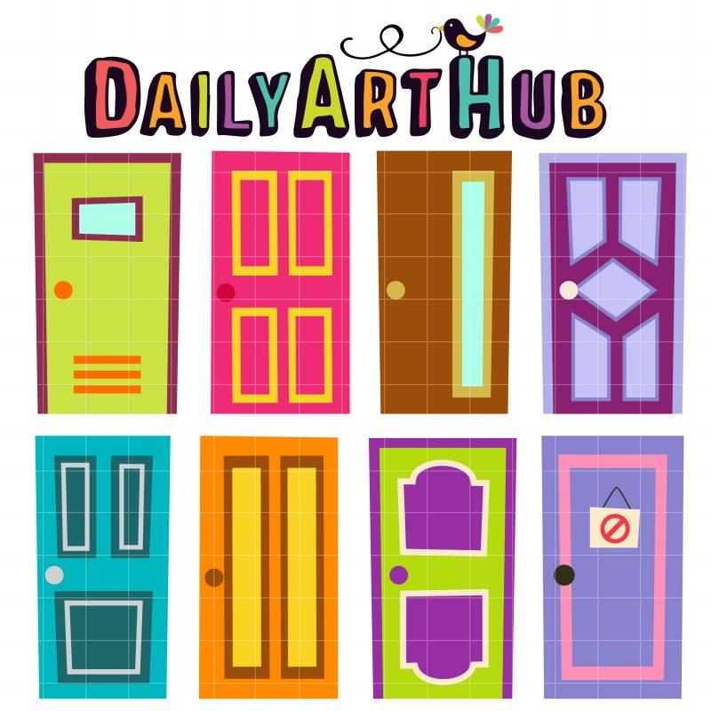 Quirky Doors