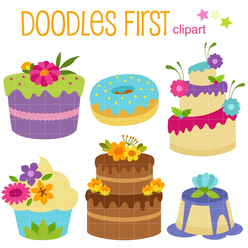 Spring Desserts-