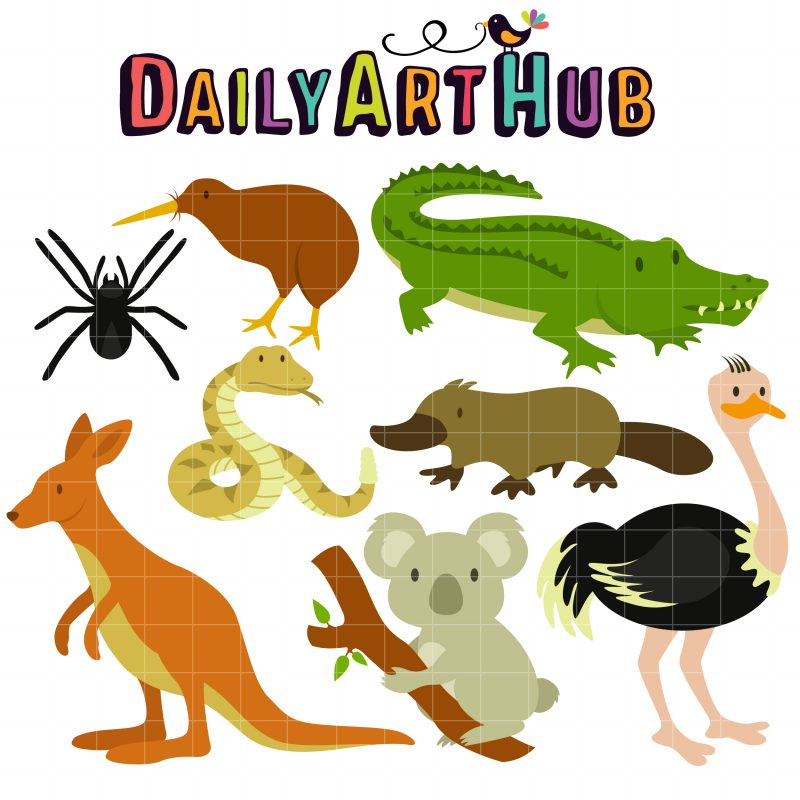 Aussie Animals