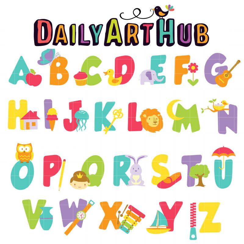 Baby Alphabet-