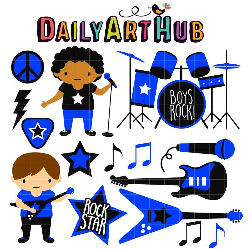Rock Star Boy Band