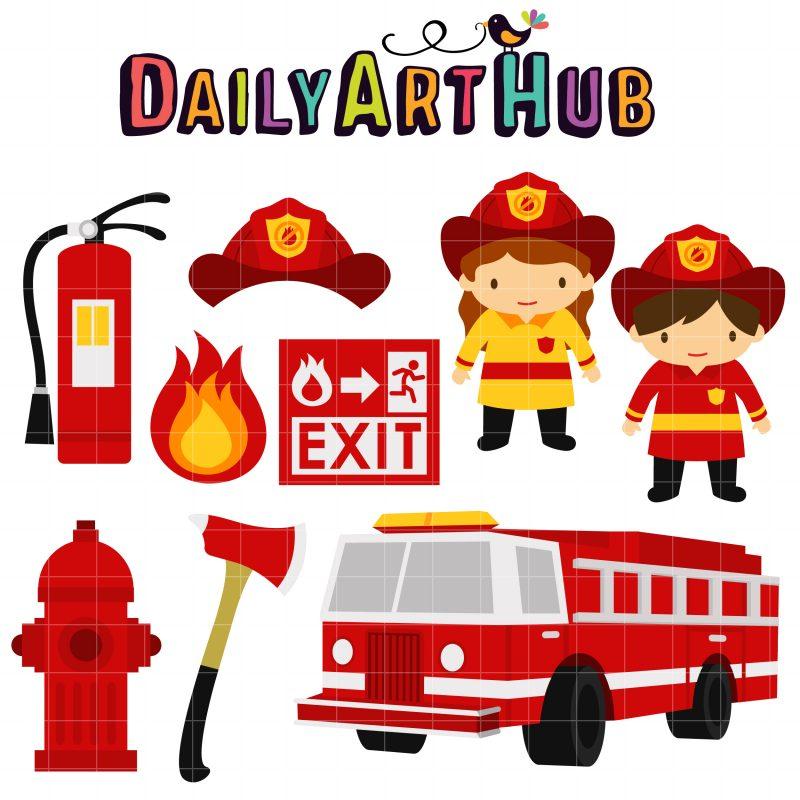 Little Fire Fighters