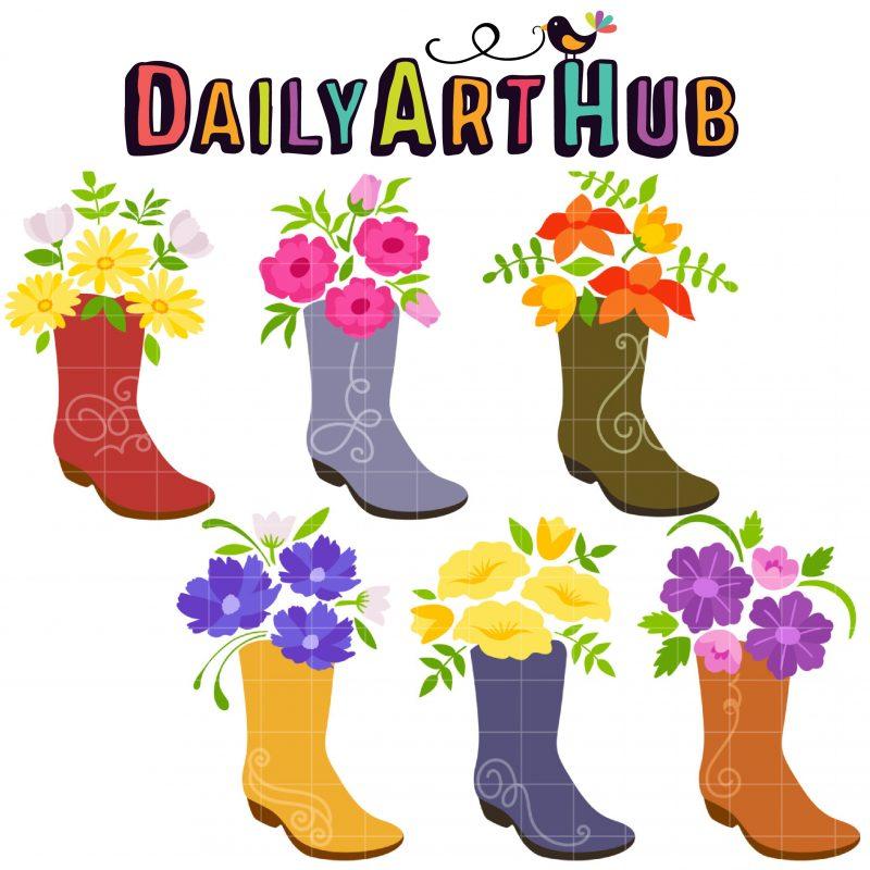 DAH_Boot Bouquets