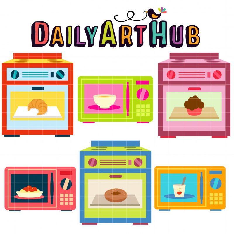 DAH_Food in the Oven