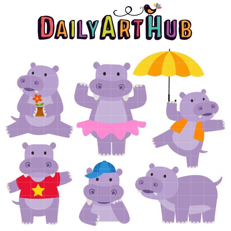DAH_Happy Hippo