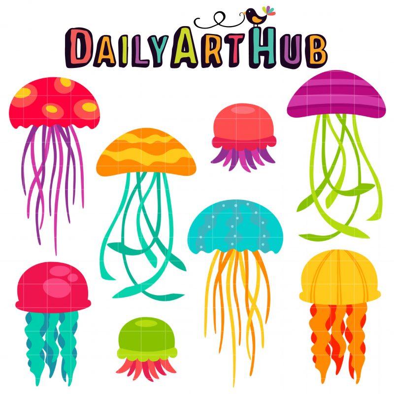 DAH_Jazzy Jellyfish