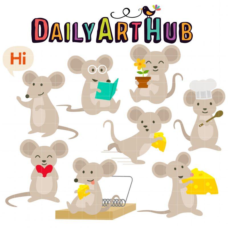 DAH_Merry Mouse