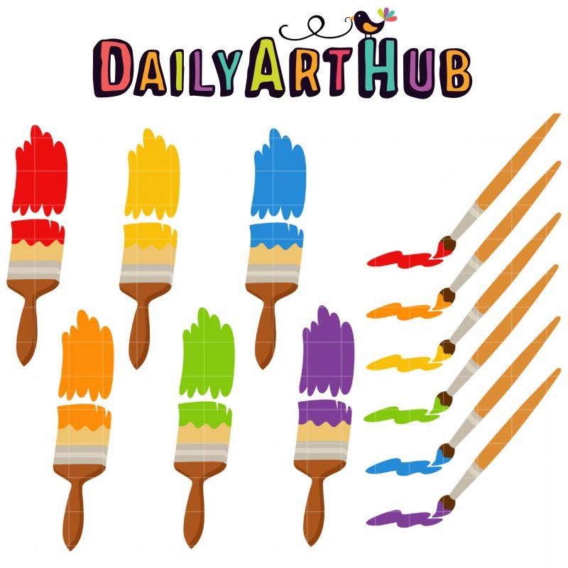 DAH_Paintbrushes
