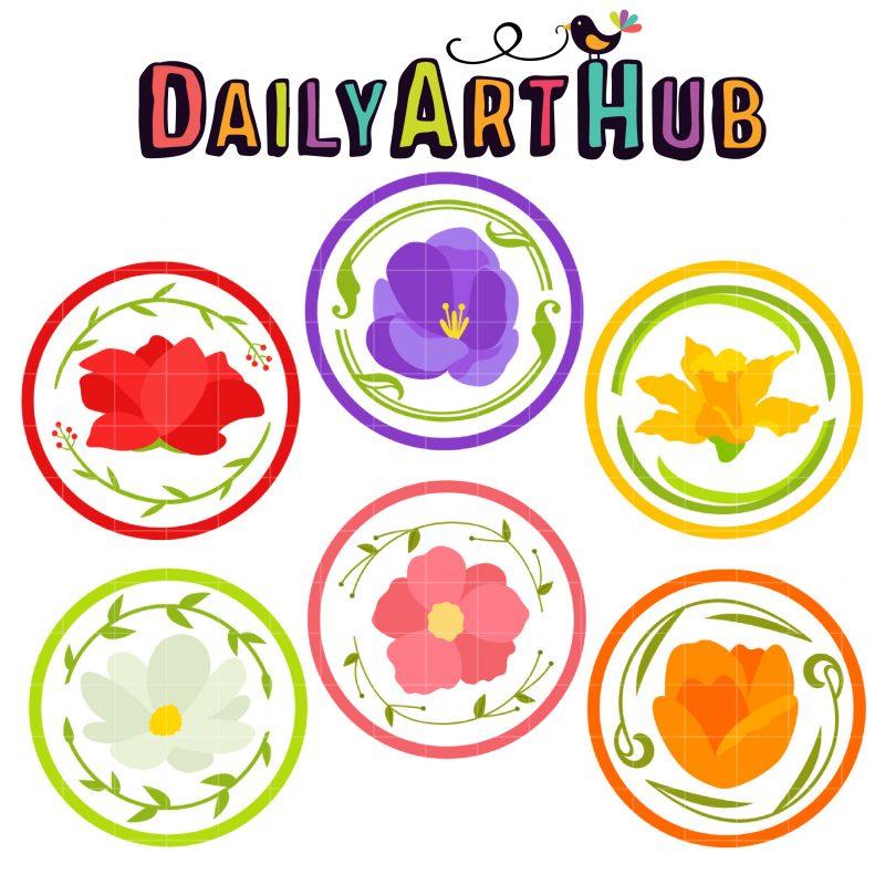 DAH_Spring Flower Coasters-01