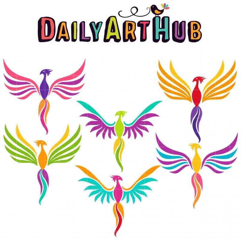 DAH_Colorful Phoenix