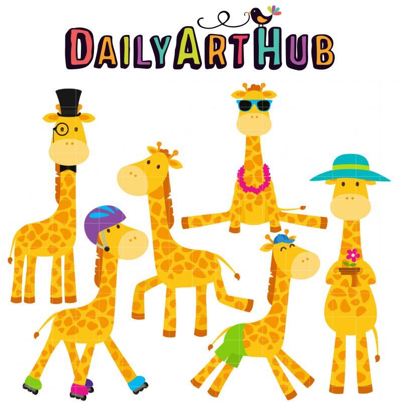 DAH_Genial Giraffes