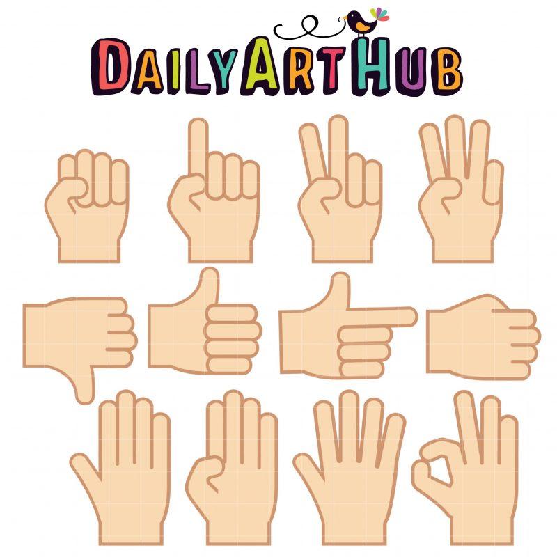DAH_Hand Gestures