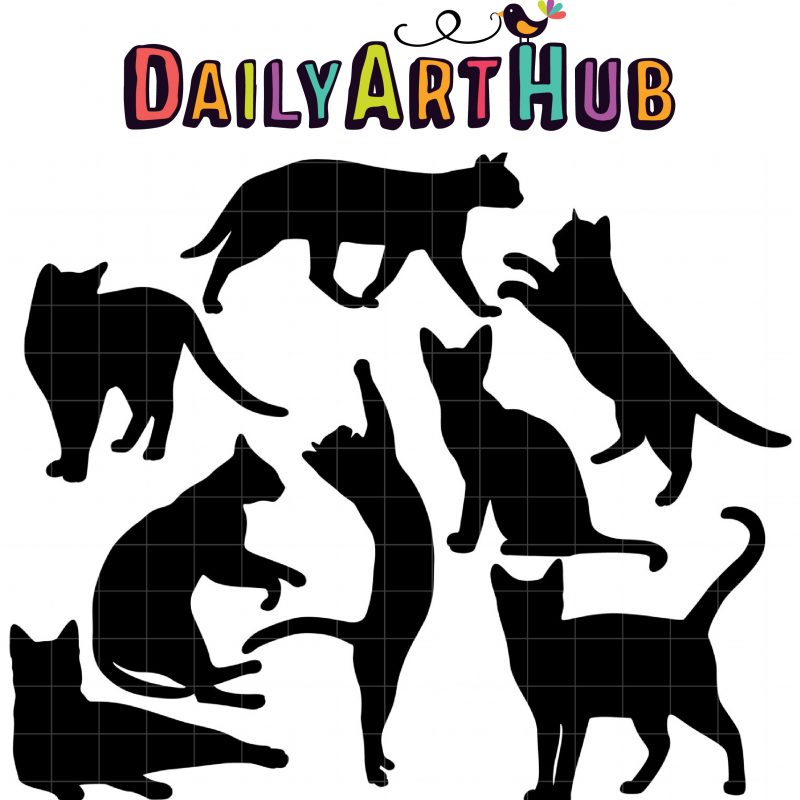 DAH_Cat Silhouette