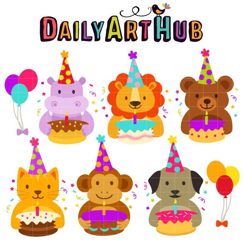 DAH_Party Animals