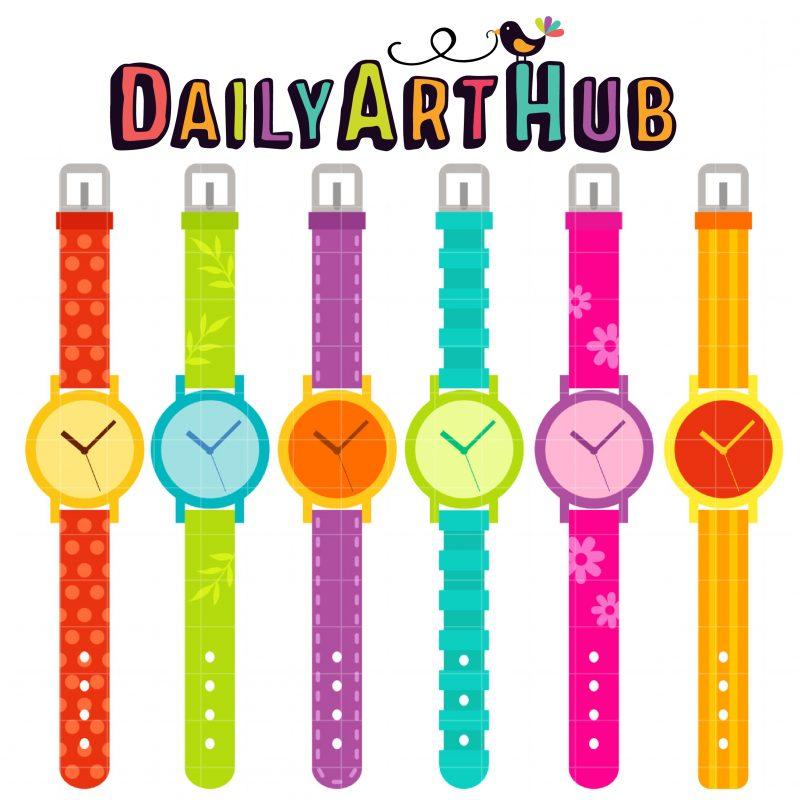 DAH_Pretty Wrist Watches