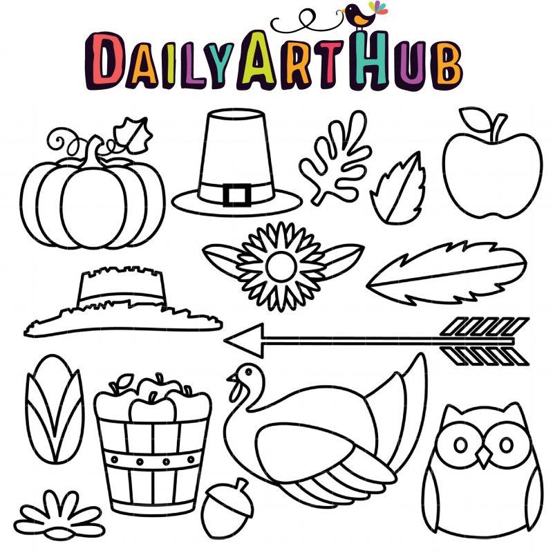 DAH_Thanksgiving Outlines
