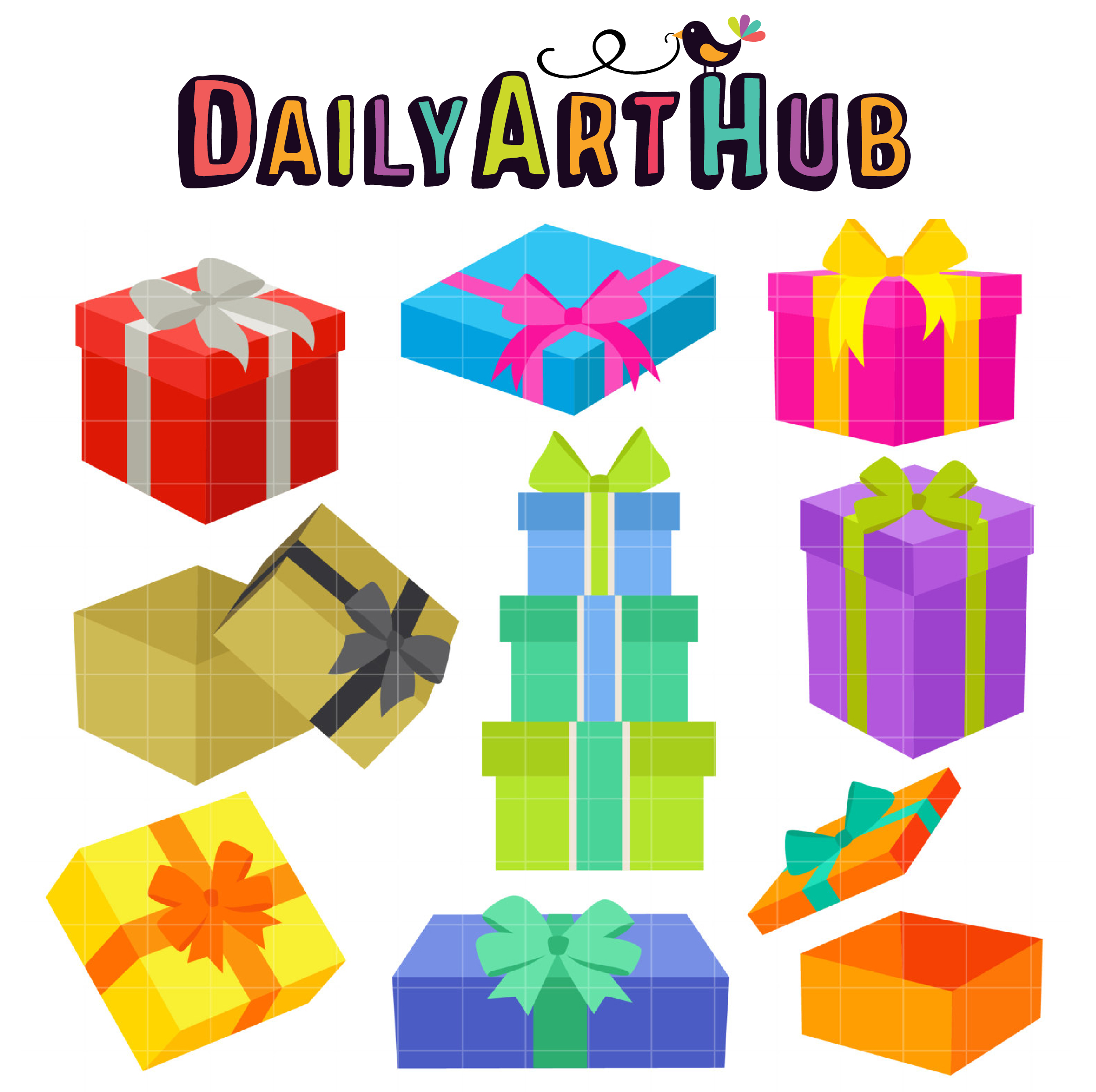 Gift boxes clip art set daily art hub free clip art everyday gift boxes clip art set negle Image collections
