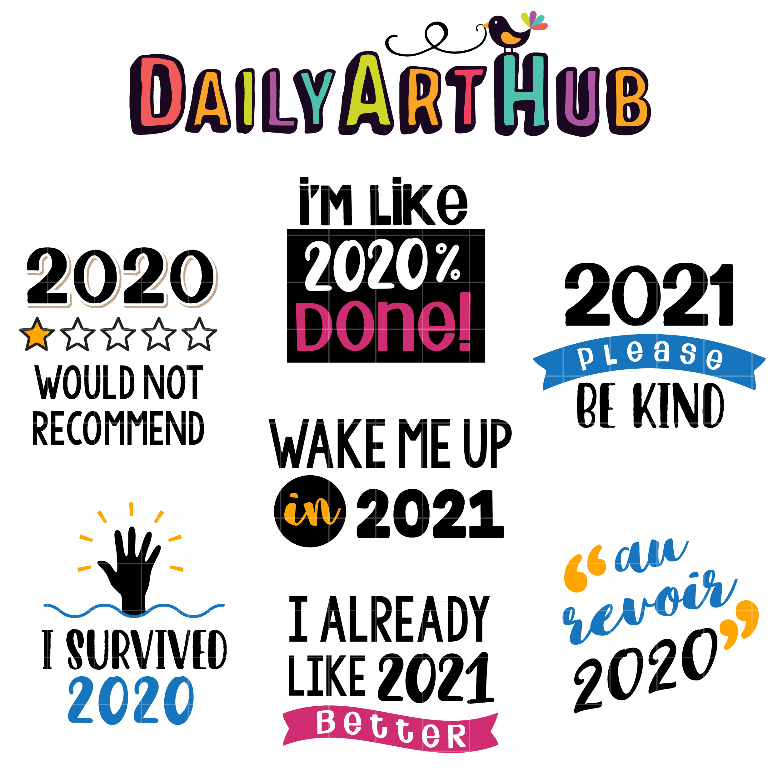 https://www.dailyarthub.com/wp-content/uploads/2020/10/Goodbye-2020-Hello-2021-DAH.jpg