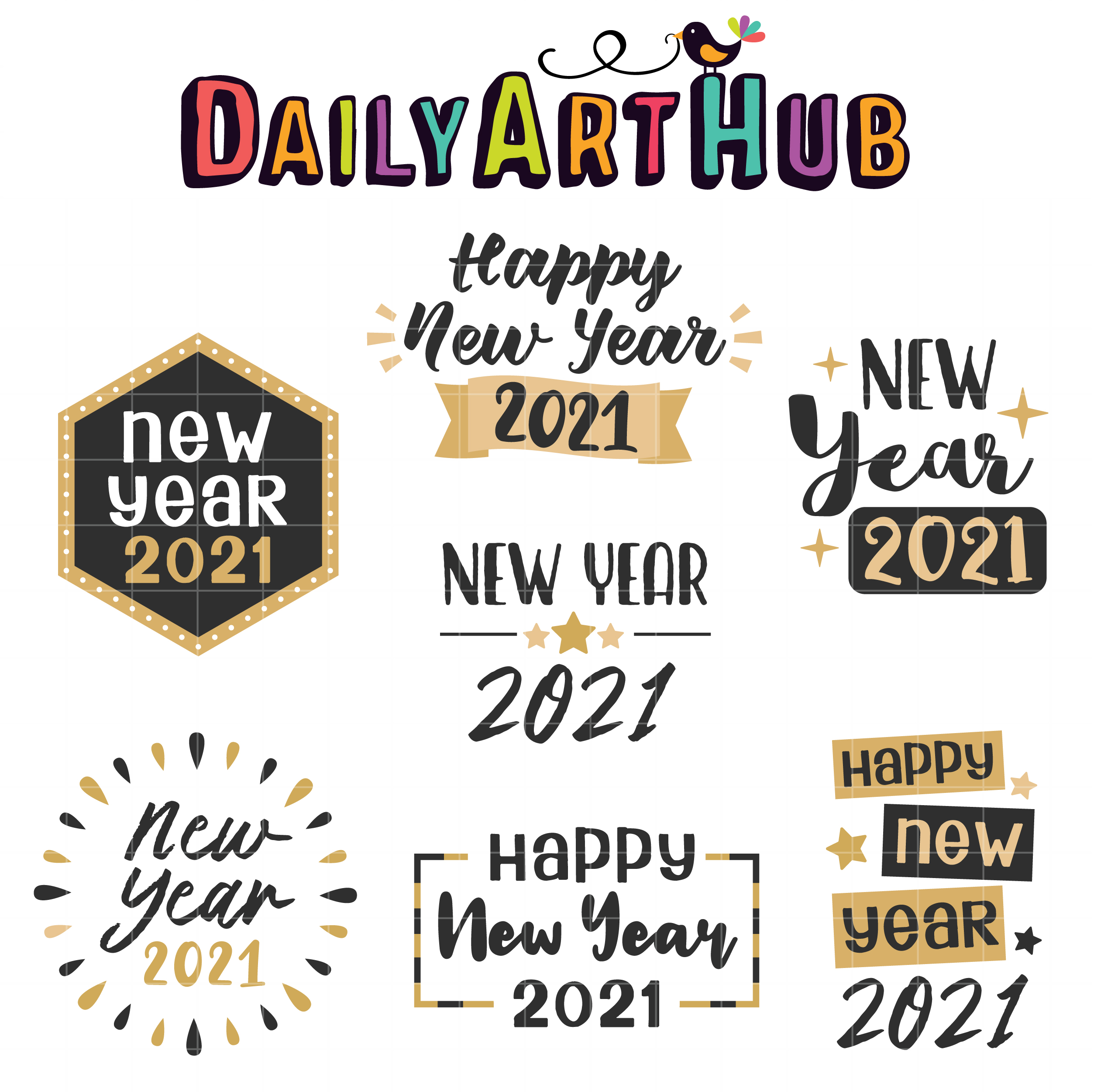 new year 2021 clip art set daily art hub free clip art everyday new year 2021 clip art set
