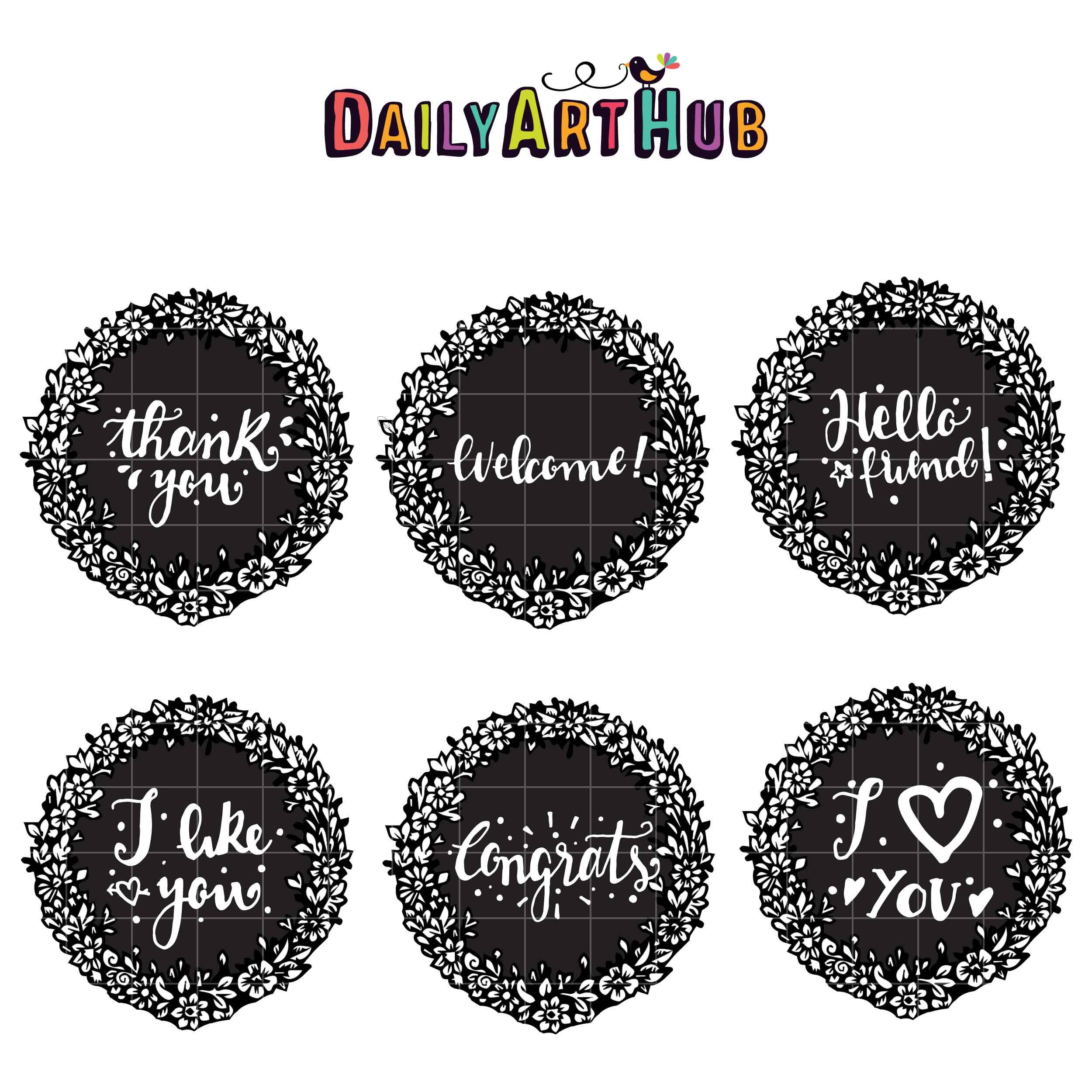 Daily Member Art Sets
